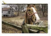 Friendly Horse Carry-all Pouch
