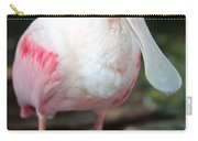 Friendly Spoonbill Carry-all Pouch