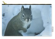 Friendly Squirrel Carry-all Pouch