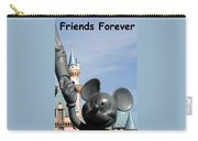 Friends Forever Carry-all Pouch