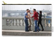 Friends Greeting  Carry-all Pouch