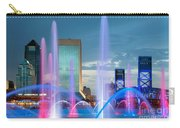Friendship Fountain Jacksonville Florida Carry-all Pouch