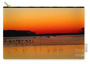 Frigid Morning Flock Carry-all Pouch
