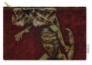 Frilled Lizard Carry-all Pouch