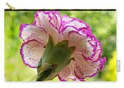 Frilly Carnation Carry-all Pouch