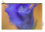 Fringed Gentian Carry-all Pouch