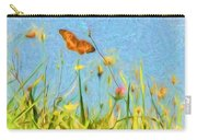 Fritillary In Flight Carry-all Pouch