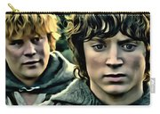 Frodo And Samwise Carry-all Pouch