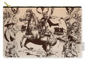 frodo- Tolkien appreciation Carry-all Pouch