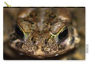 Frog 2 Carry-all Pouch by Optical Playground By MP Ray