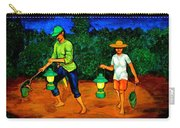 Frog Hunters Carry-all Pouch