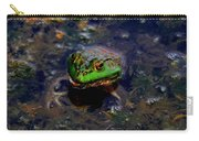 Froggy Smile Carry-all Pouch