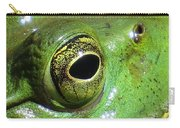 Frog's Eye Carry-all Pouch