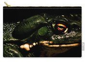 Frog's Eye Of Sauron Carry-all Pouch