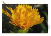From Bud To Bloom - Coreopsis Named Early Sunrise Carry-all Pouch