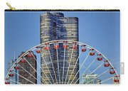 From Navy Pier Carry-all Pouch
