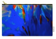 From The Deep Blue Carry-all Pouch