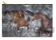 From The Sea Carry-all Pouch by Betsy Knapp