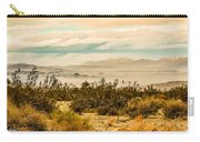 From Top Of The Mountain At Joshua Tree National Park Carry-all Pouch