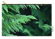 Fronds Of The Leyland Cypress Carry-all Pouch