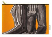 Front And Side Egyptian Pharoah Carry-all Pouch