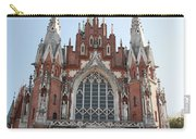 Front Entrance To St Joseph Church Krakow Carry-all Pouch