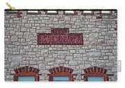 Front Of Calumet Hotel-1887  In Pipestone-minnesota Carry-all Pouch