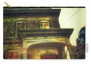 Front Of Old House Carry-all Pouch by Jill Battaglia