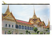Front Of Reception Hall At Grand Palace Of Thailand In Bangkok Carry-all Pouch