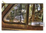 Front Side Window Antique Car Carry-all Pouch