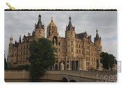 Front View Of Palace Schwerin Carry-all Pouch