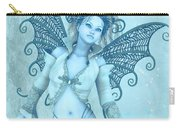 Frost Fairy Carry-all Pouch