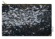 Frost Flakes On Ice - 33 Carry-all Pouch