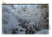 Frost Grass Carry-all Pouch