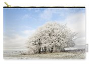 Frosted Copse Carry-all Pouch