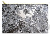 Frosted Glass Abstract Carry-all Pouch