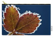 Frosted Leaf Carry-all Pouch