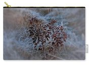 Frosted Rugosa Carry-all Pouch