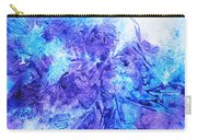 Frosted Window Abstract I   Carry-all Pouch