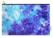 Frosted Window Abstract IIi Carry-all Pouch