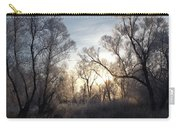 Frosty Morn 3 Carry-all Pouch