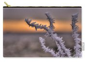 Frosty The Twig  Carry-all Pouch