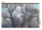Frosty Trees 4 Carry-all Pouch
