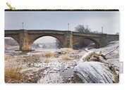 Frosty Tyne Carry-all Pouch