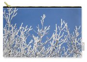 Frosty Winter Wonderland 01 Carry-all Pouch