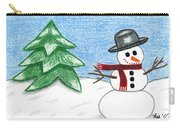 Frostyland Carry-all Pouch by Lisa Ullrich