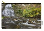 Frotenac Falls And Trumansburg Creek Carry-all Pouch