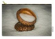 Frozen Acorn Cupule Carry-all Pouch