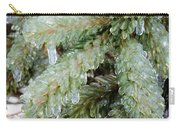 Frozen Boughs Carry-all Pouch