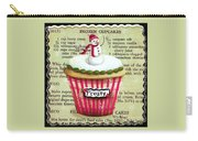 Frozen Frosty Cupcake Carry-all Pouch